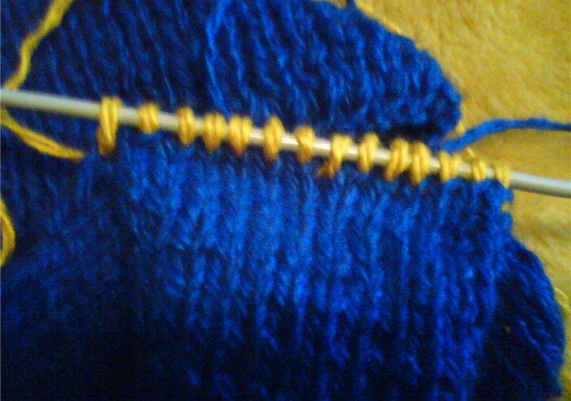 Вязание крючком и спицами.