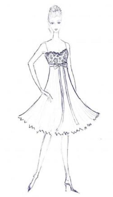 Как рисовать эскиз одежды: www.kakprosto.ru/kak-4835-kak-risovat-eskiz-odezhdy