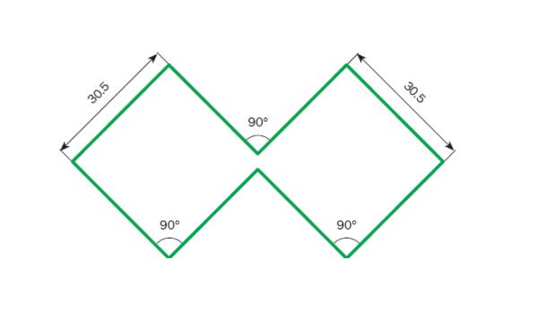 Тв антенна три квадрата