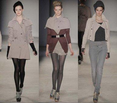 как одеться стильно осенью