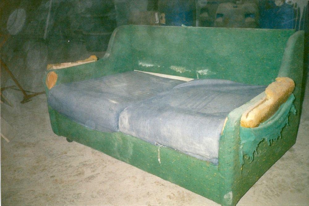 Как сделать диван старый на новый 480