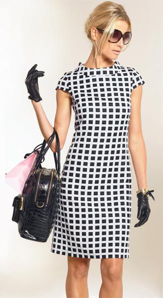 Как сшить платье-футляр выкройка своими руками