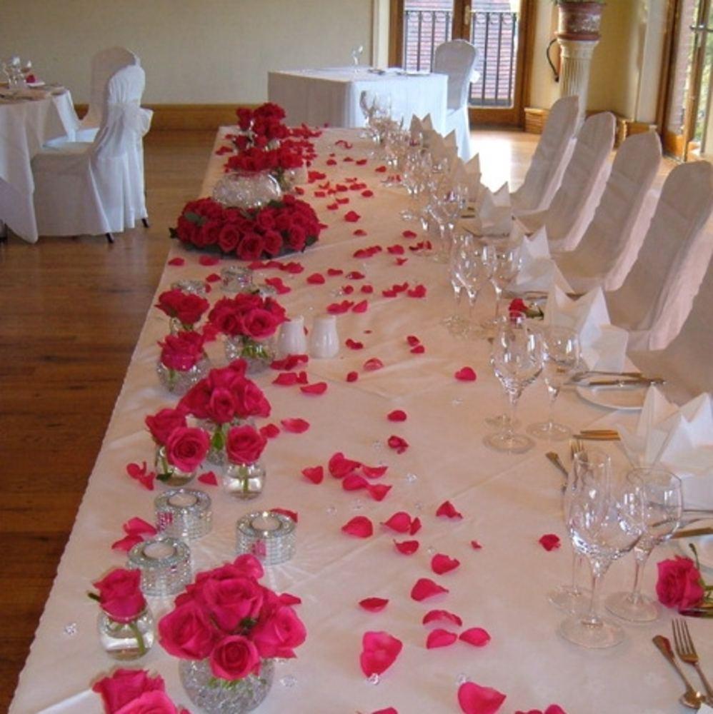 Украшение для свадебного стола своими руками фото 56