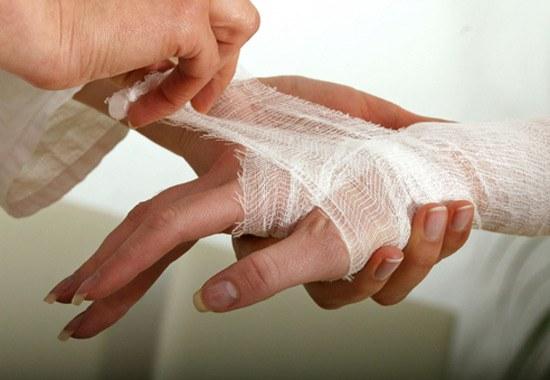 Как обрабатывать открытые раны