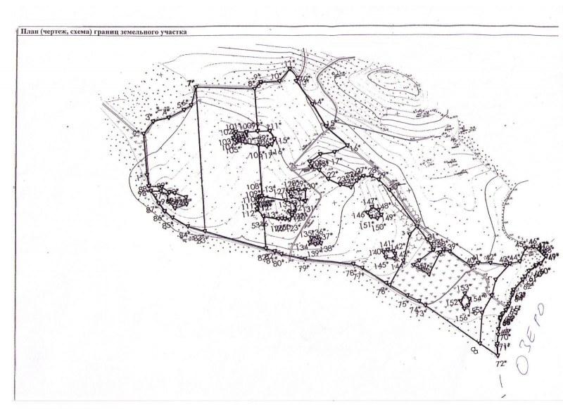Как сделать выкопировку земельного участка самому