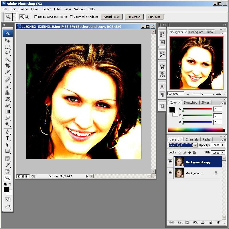 Как на фотошопе сделать идеальную кожу