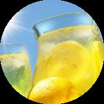 Лимонный сок для лица, волос и тела