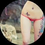 Татуировки в интимных местах: за и ...: www.justlady.ru/articles-154331-tatuirovki-v-intimnyh-mestah-za-i...