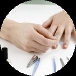 Маникюр как удлинить короткие ногти
