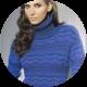 Модный свитер женский - katyaburg.ru. модный свитер женский фото, вязаный свитер спицами 2015 ... не называли, лишь...