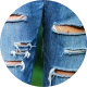 шорты крючком