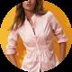 Блузка (от фр.  Blouson - куртка) - женская легкая одежда из тонкой ткани в виде...