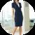 Платья для офиса: просто и элегентно