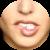 Вакуумный массажер для губ