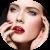 Урок макияжа: красная помада