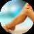 Как снять усталость в ногах