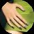 Градиентный маникюр для коротких ногтей