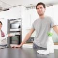 Как в семье распределить домашние