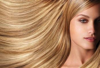 Как добиться идеально белого цвета волос в домашних условиях