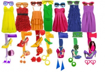 Самые модные сочетания цветов в вашем гардеробе