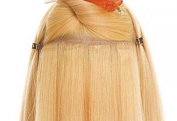 Как делать наращивание волос