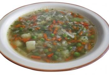 Жиросжигающий суп: 8 кг за неделю