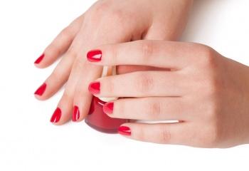 Косметичка для ногтей