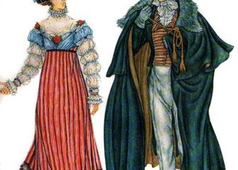 Галантный век: что носили в XIX столетии