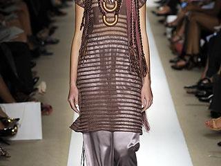 Этнический стиль в истории моды