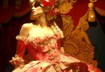 Коллекции одежды в стиле барокко