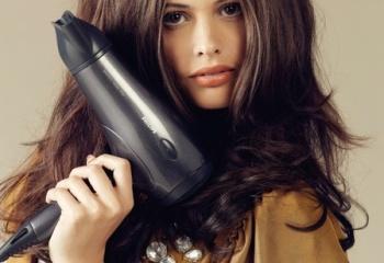 Как выбрать хороший фен для волос