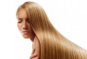 Лечение волос керотином