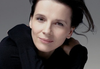 Прическа от Жульет Бинош