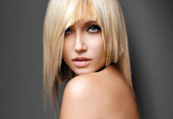 Какая вы блондинка?