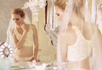 Нижнее белье невесты