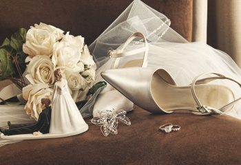 Как выбрать стильные свадебные туфли