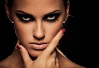 Уроки макияжа: smoky eyes