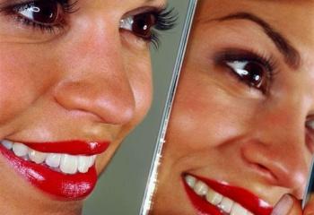 Как уменьшить морщины возле губ