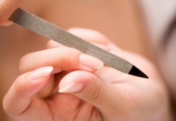 Выбираем правильную пилочку для ногтей