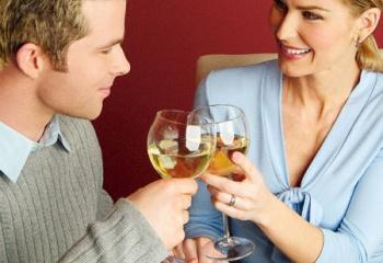 Правила поведения с мужчинами на первом свидании