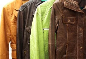 Как ухаживать за одеждой из кожи
