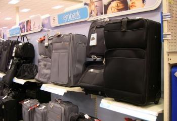 Как выбрать большой чемодан