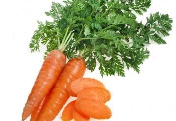 Морковка вместо солярия
