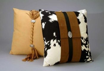 Декоративные подушки – изюминка в интерьере