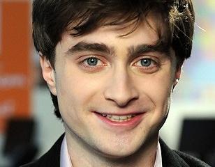 Даниэль Редклифф, он же - Гарри Поттер