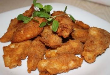 Рецепт вкусной рыбы в кляре