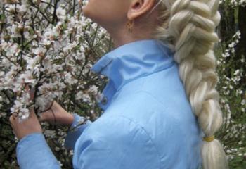 Брейды и косы для летних причесок