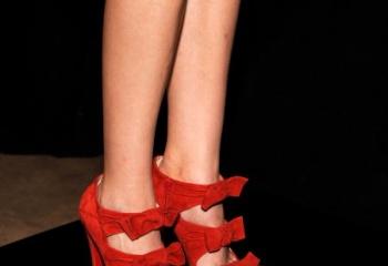 Как сделать шикарные туфли из обычных