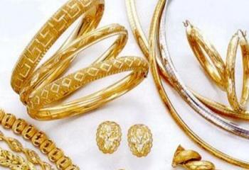 Золотые украшения на каждый день