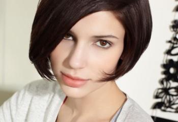 Способы укладки коротких волос